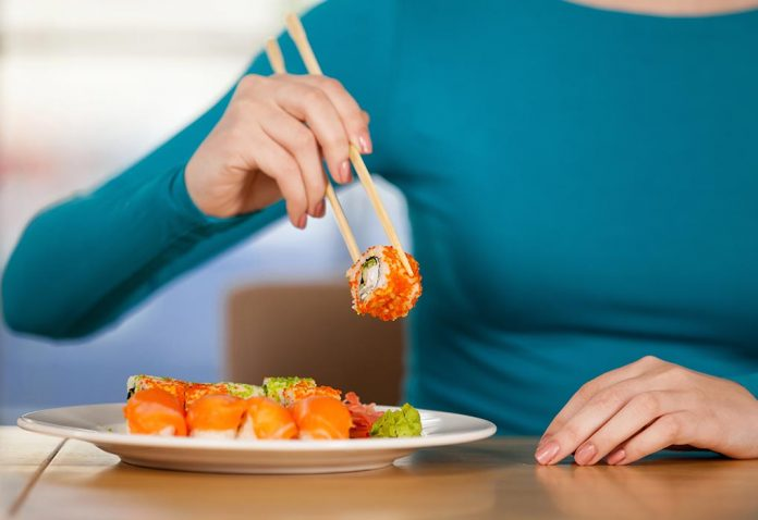 Is It Safe To Consume Sushi While Breastfeeding?