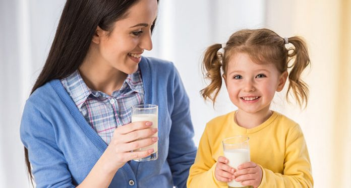 Every Mom Needs To Check Her Child's Milk For This