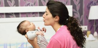 The Conclusive Proof That Your Baby Loves Mom's Soft and Fragrant Skin