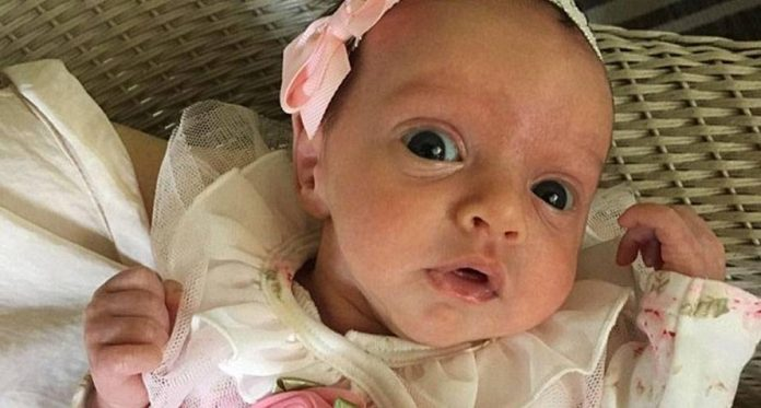 the almost unbelievable story of a baby girl who was born twice