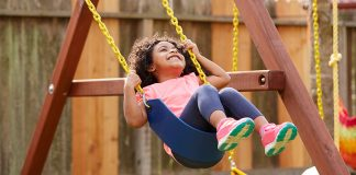 6 important ways to ensure kids are safe when on a swing