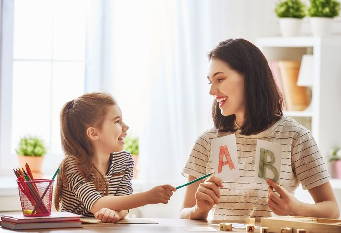 how to use shapes to teach letters to your preschooler
