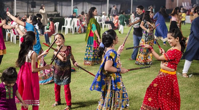 Tips to Dress up Your Kids for Navratri Festival