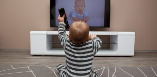 screen time and your baby