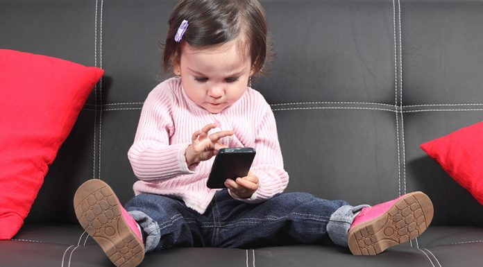 swiping mobiles for babies