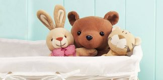 help your kids learn to organize their toys