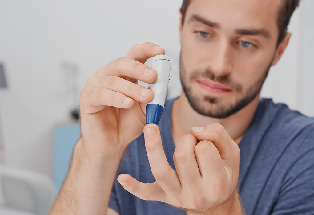 Type II Diabetes and Male Fertility