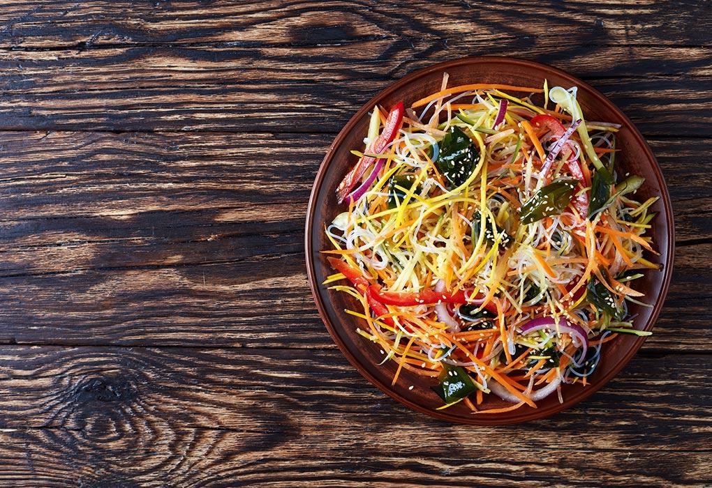 Yummy Wakame Salad Recipe