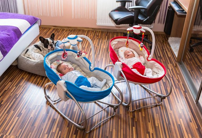 Letting Your Baby Sleep in a Swing - Is It Safe?