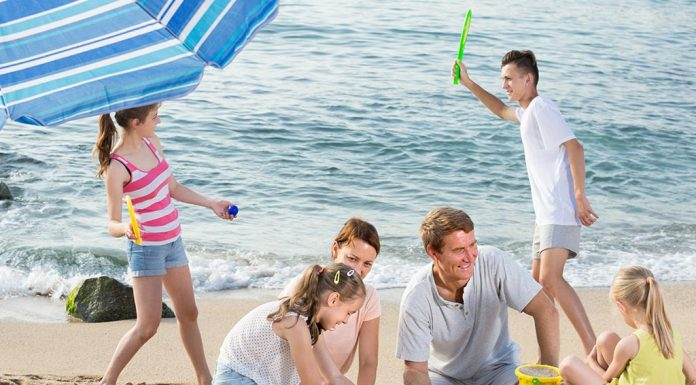 Fun Beach Games and Activities for Kids