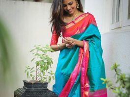 Save that Saree! Carry a Saree Without Tripping Over