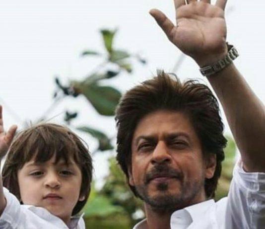 Shahrukh Khan's Little Son AbRam Has a Unique Play Idea For Daddy!