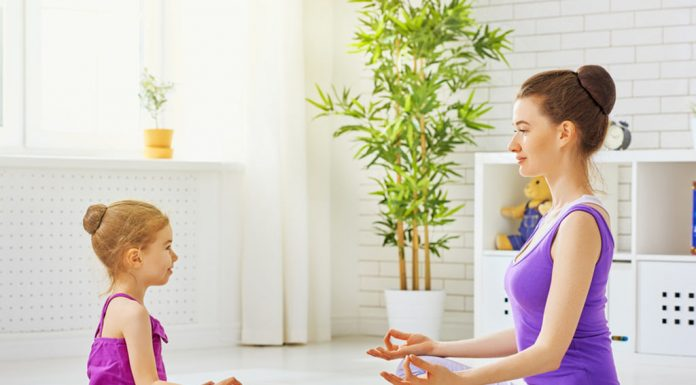 Let's Yoga, Mommy! Get Kids Perked Up for Yoga Sessions