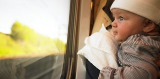 must know tips before taking a train journey with your baby