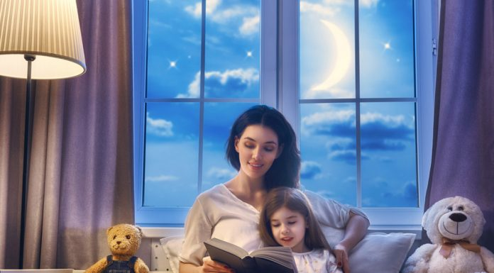 Why Bedtime Stories are More Important Than You Think