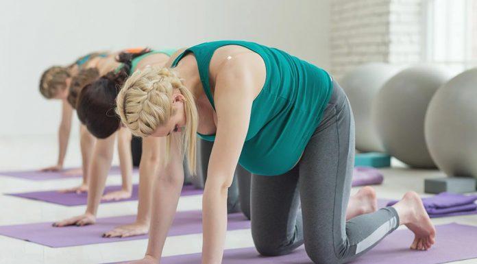 Pelvic Tilt Exercises during Pregnancy