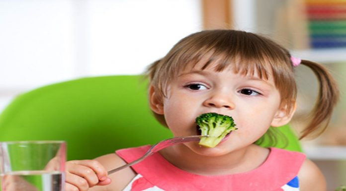 4 Foods To Encourage Weight Loss in Toddlers