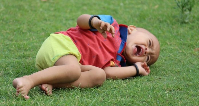 4 common causes of injuries in your baby and how to keep him safe