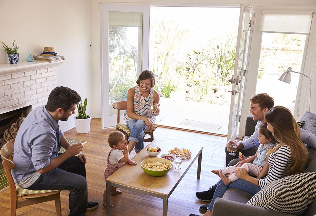 Tips to Make Socialising Easy for New Parents - Make Dates