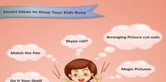 6 smart ideas to keep your kids busy