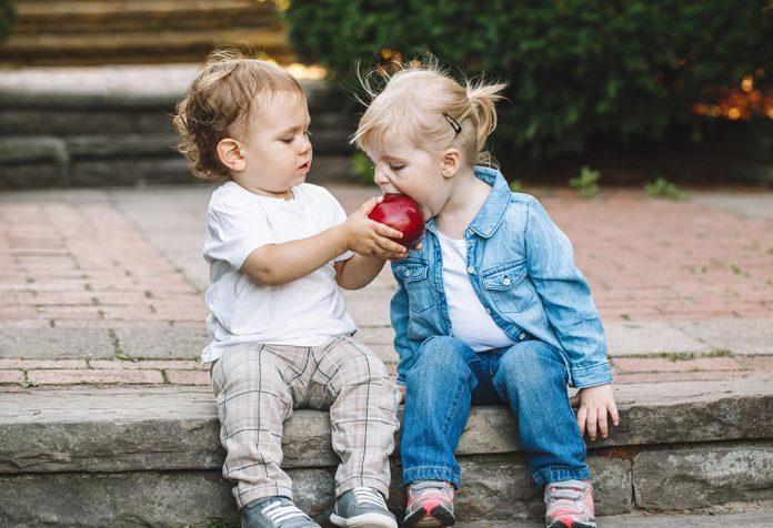 Encouraging Good Behaviour in Toddlers