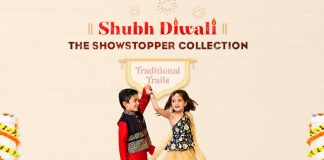 Trending Styles to Dress Up Your Kid this Diwali