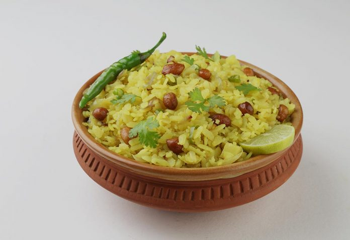 Flattened Rice Flakes (Poha) during Pregnancy
