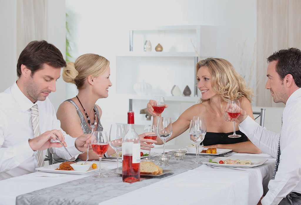 Tips to Make Socialising Easy for New Parents - Take a Night Off