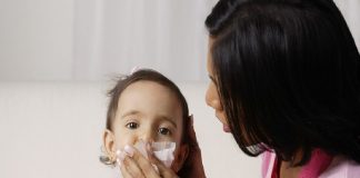 All about Cleaning Baby's Eyes, Ears and Nose