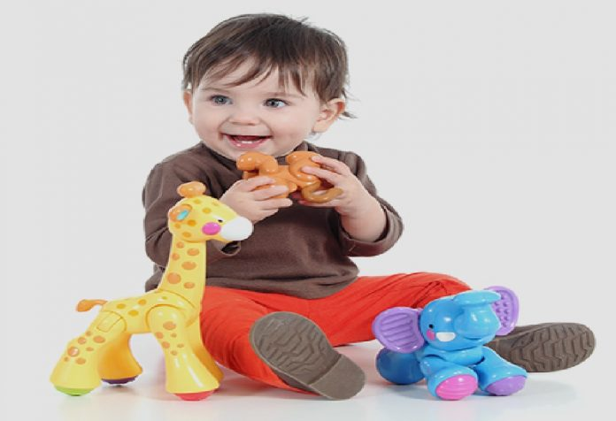 Decoding Toy Fixation in a 13 Month Old