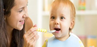 Feeding mistakes against baby health
