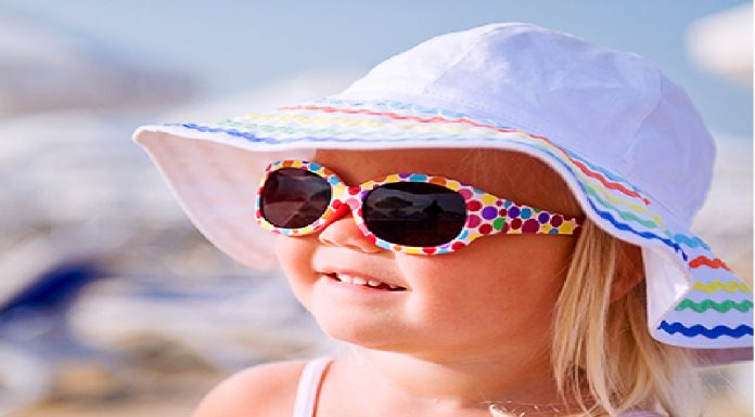 Keeping Pre-schoolers Safe in the Sun