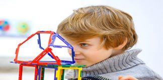 Teaching Geometric Thinking To Your Preschooler