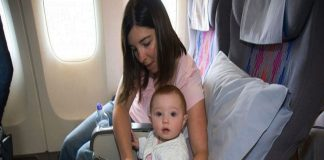 The Biggest Threat Young Children Face in an Airplane and How to Avoid It