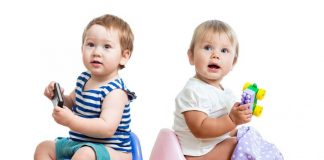 a definitive potty training guide for twins