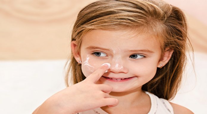 a guide to common skin conditions in children