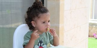 a healthy eating guide for toddlers