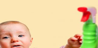 accidental poisoning in babies prevention and first aid