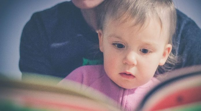 age by age reading guide for babies