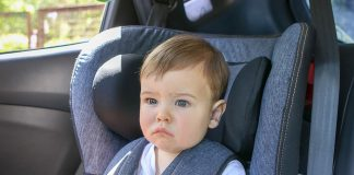 baby car safety guidelines