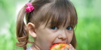 feeding and nutrition tips for preschoolers