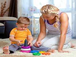 helping toddlers learn self regulation