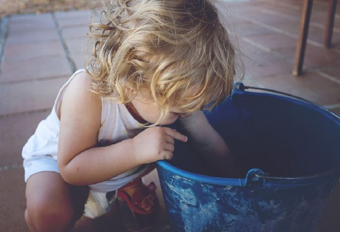 household objects that young children love