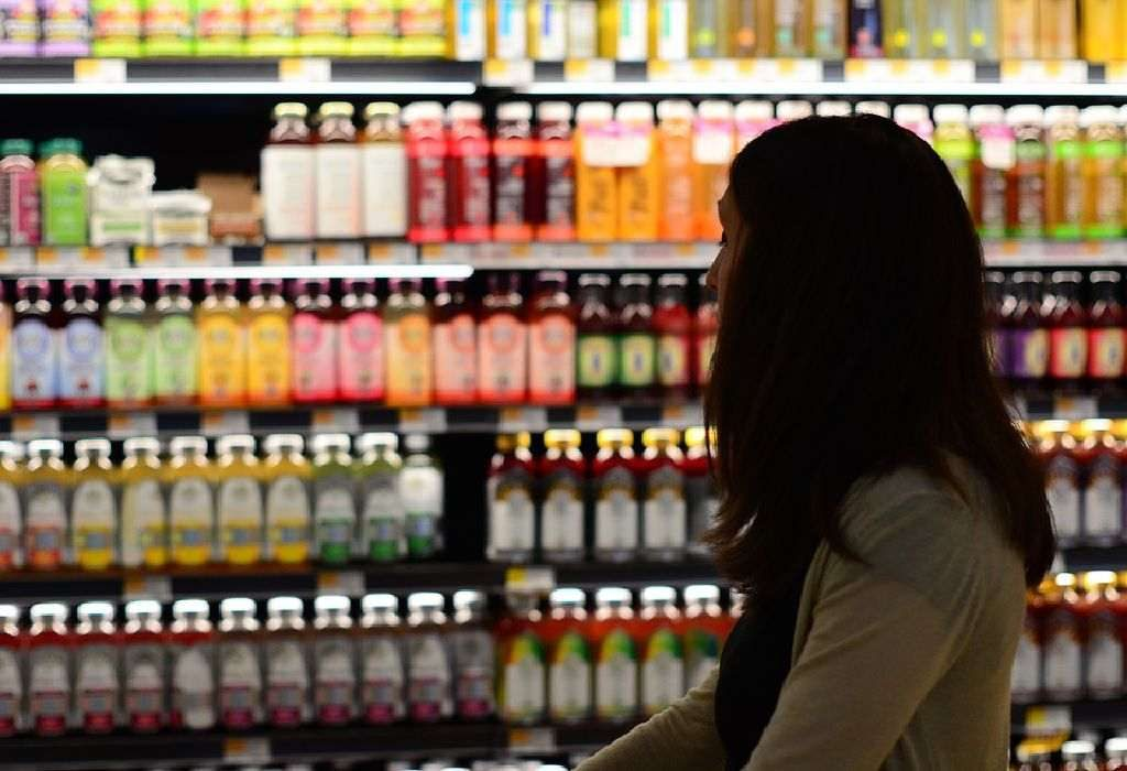 things to look at nutrition label
