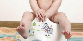 moms this amazing potty training trick will free your baby of diapers