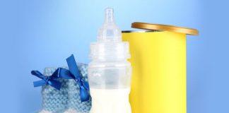 preparing formulae for infants