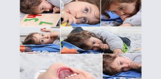 teaching toddlers to label simple emotions