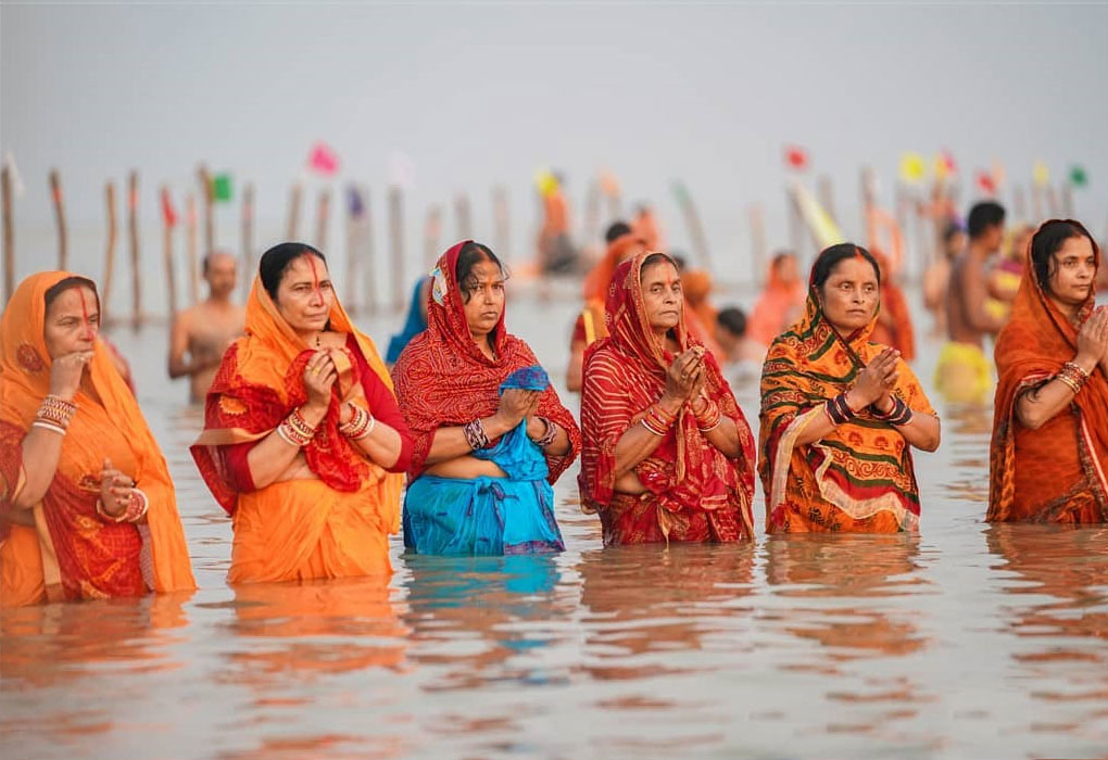 Chhath Puja in Chandigarh: The UT administration allowed celebration of Chhath Puja festival in line with adherence to COVID-19 protocols.