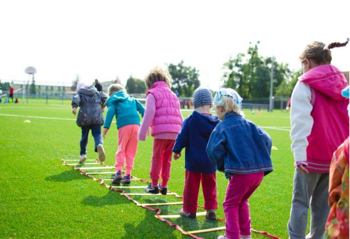 the importance of outdoor play for your kids