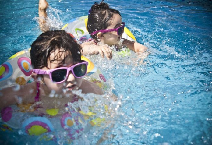 water safety measures for children in pools or tubs